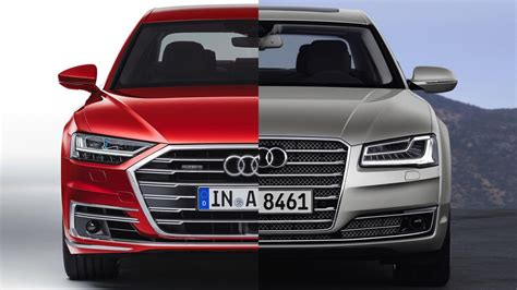 Audi A8 Alt by 2018 Audi A8 Can You Spot The Differences