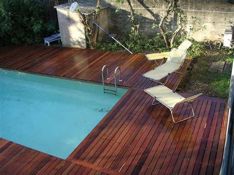 Terrasse 50 Wohnfläche by Terrasse En Bois Pour Piscine 224 Mont 233 Limar Valence Aubenas