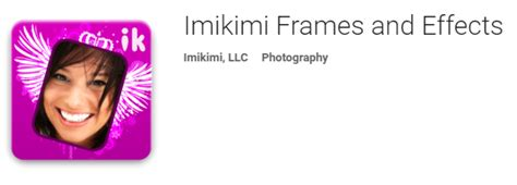 imikimi frames for android frame design reviews - Imikimi Apk