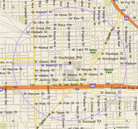 united center chicago map homes for sale near the united center