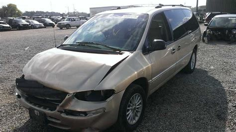 2000 Chrysler Town And Country Parts by Used 2000 Chrysler Town And Country Engine Accessories