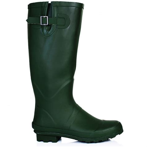 buy festival welly wellington knee high boots