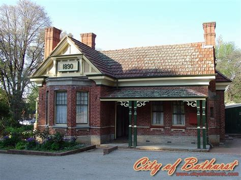 Caretakers Cottage by City Of Bathurst New South Wales Australia Www