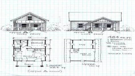 cabin plans small cabin plans with loft rustic cabin plans cabins