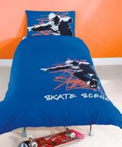 Buy Duvet Cover Online Skater Boy Single Duvet Set Bedding Review Compare