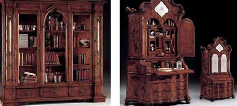 mobili gotici mobili stile gotico