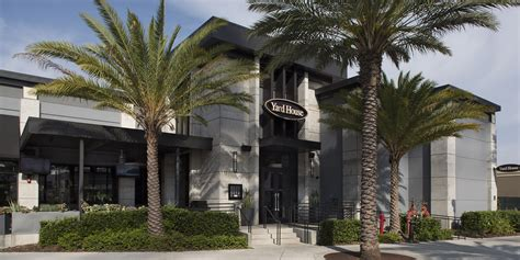 yard house orlando fl buffalo construction inc
