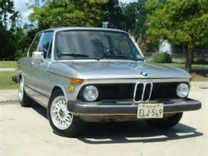 1976 bmw 2002 tii clone working a c sunroof for sale