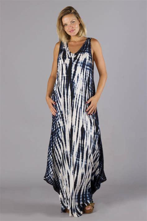 Convington Blue Batik Maxi Jersey quot the story of quot maternity maxi dress blue black batik