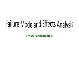 design failure mode effect analysis ppt ppt purpose of dfmea design failure mode effects