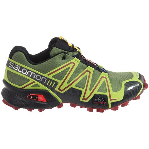salomon speedcross 3 trail running shoes review salomon speedcross 3 cs trail running shoes for