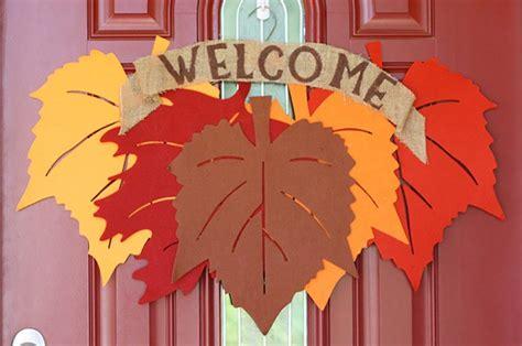 top 28 door decorations for fall 21 diy fall door 21 diy fall door decorations diy ready