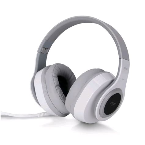 Headphone Tdk tdk st560s smartphone headphones for ios android white 77000020410 expansys usa
