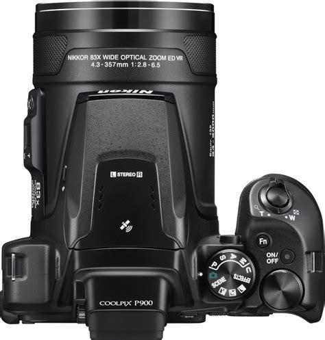 Kamera Canon P900 nikon coolpix p900 superzoom digital ecoustics