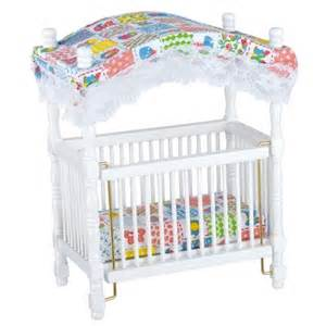 White Canopy Crib by White Canopy Crib
