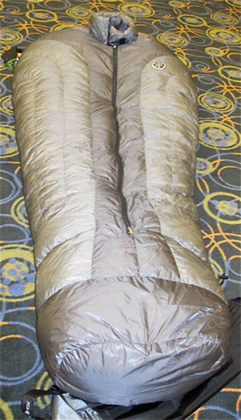 Sleeping Bags For Side Sleepers by Nemo S Sleeping Bags New Shape For Side Sleepers