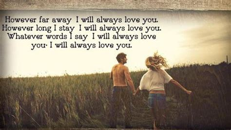 Always Loving by 22 Touching I You Quotes