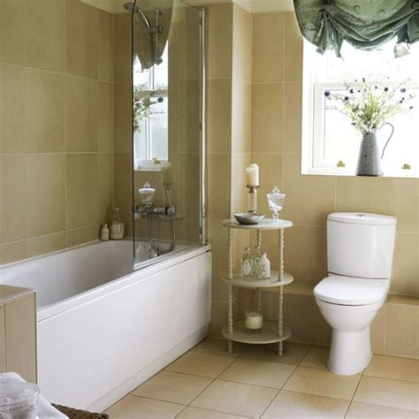 Neutral Bathroom - traditional neutral bathroom traditional bathroom designs bathroom housetohome co uk