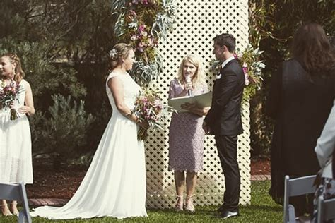 Pam Green Melbourne Celebrant   Melbourne Wedding And