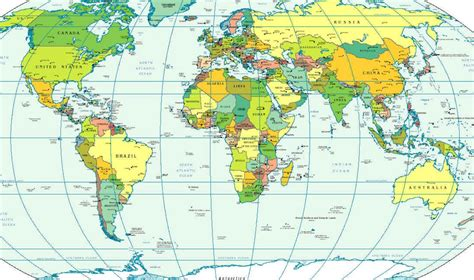 map world continents best photos of map of continents world map continents