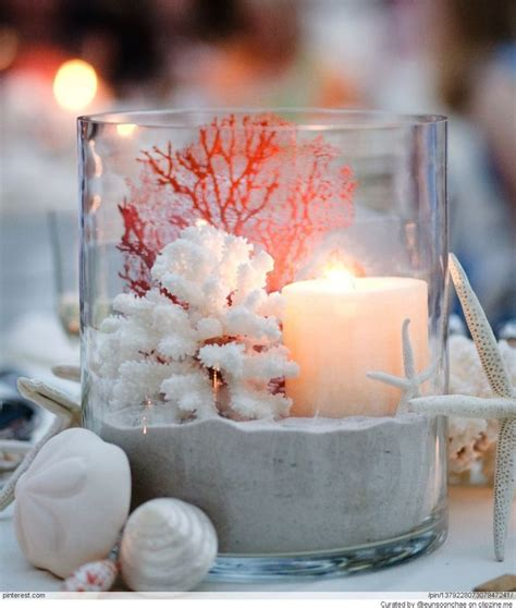 sea themed centerpieces for a wedding 15 best ideas about theme centerpieces on