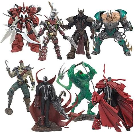 Trading Figure spawn 3 quot trading figures series 2 rp 675 000 jual figure