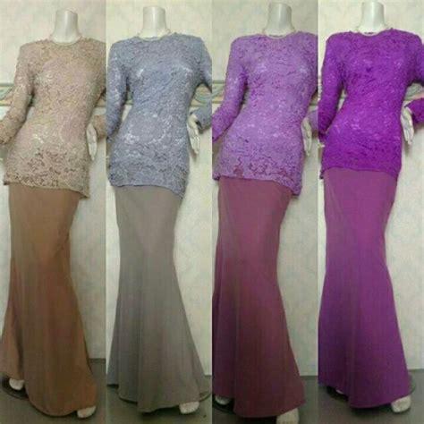 pattern baju kain lace sales baju kurung moden prada lace available