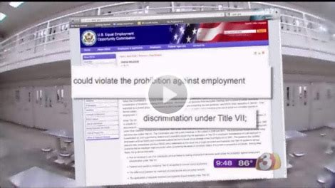 Cox Communications Background Check New Eeoc Guidelines Could Require Background Checks For Applicants With Criminal