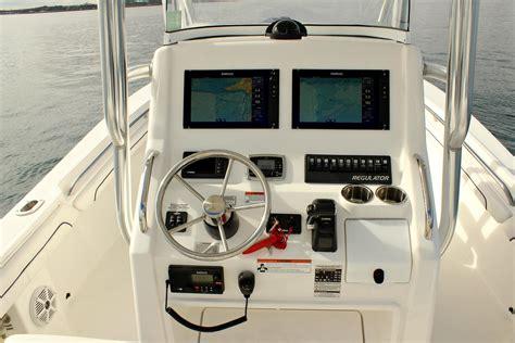 regulator boats review regulator 23 centre console review boatadvice