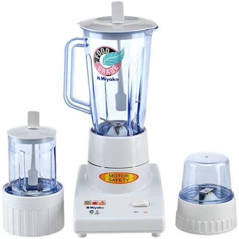 Juicer Miyako jual blender miyako bl 102 gs cipta trading