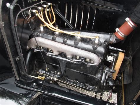 ford model t engine a finely restored 1917 ford model t touring car auto