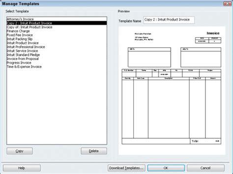 quickbooks invoice templates invoice template in quickbooks rabitah net