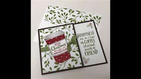 Types Of Gift Cards Sold At Stop And Shop - merry cafe gift card holder youtube