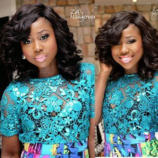 wedding styles for chord lace wedding trend nigerian brides bridesmaids guests cord