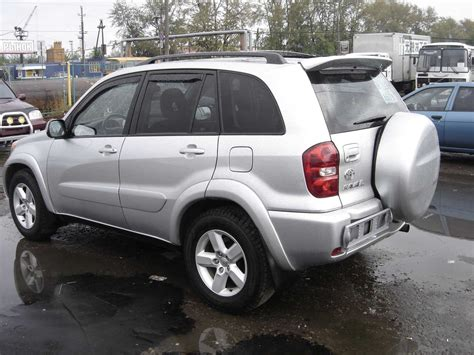 Toyota Rav 2004 For Sale 2004 Toyota Rav4 Pictures 2 4l Gasoline Automatic For Sale