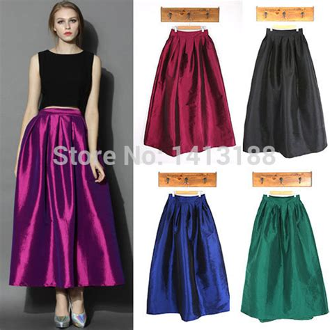 faldas largas de moda 2015 faldas de moda 187 faldas largas 2016 4
