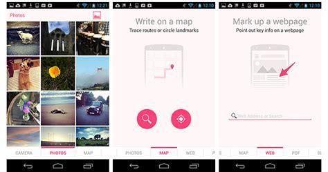 skitch android skitch f 195 188 r android bringt mit update neue 195 188 f 195 188 hrung