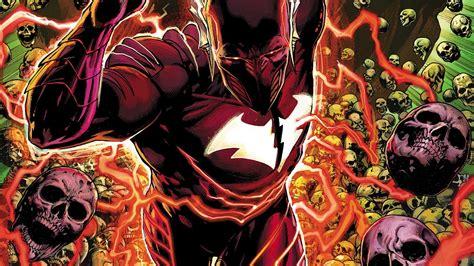 weird science dc comics batman  red death  review