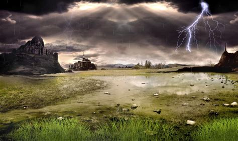 wallpaper in free download download thunderstorm field animated wallpaper