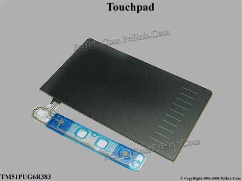 Touchpad Laptop Compaq hp compaq nx6325 series touchpad track point track tm51pug6r383 6035a0006901 16in00001