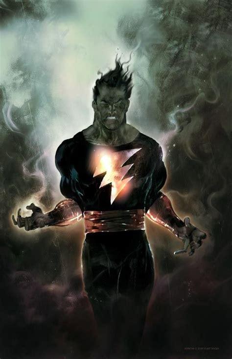 Black Adam black adam comics