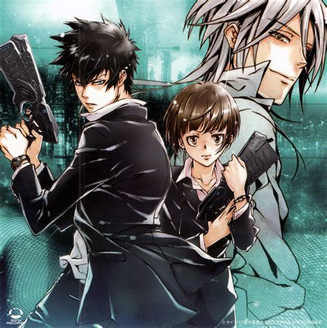 psycho pass psycho pass review ambiguous morality and a twisted