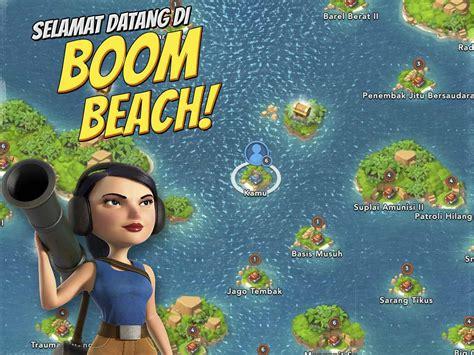 i mod game boom beach boom beach apl android di google play