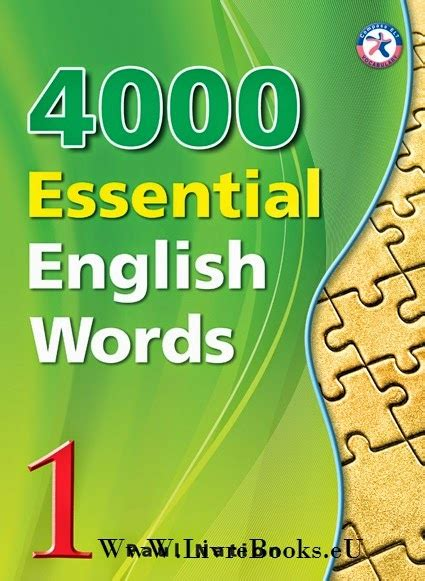4000 Essential English Words 1 Book Audio Free Book