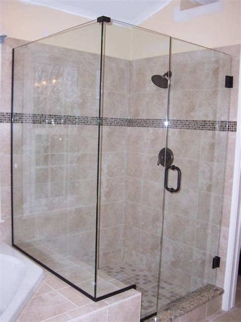 Shower Door U Channel Frameless Shower Vs U Channel The Glass Shoppe A Division Of Builders Glass Of Bonita Inc