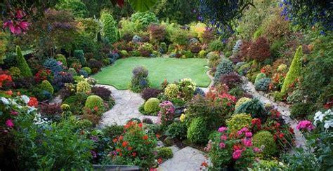 imagenes de flores y jardines fotos de jardines de flores imagui
