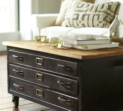 metal file cabinet coffee table 22 best images about diy file cabinet on flats