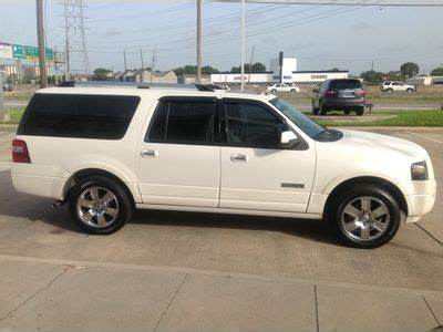 Expedition E6356m Spesial Edition Cbl find used 2008 expedition el limited edition navigation dvd in houston united states