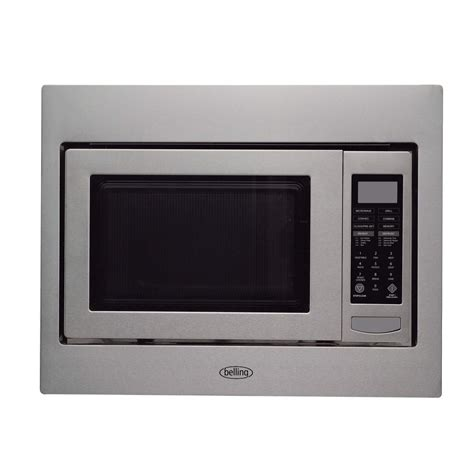 how wide is a microwave cabinet cheap belling microwaves at findthebestprices co uk