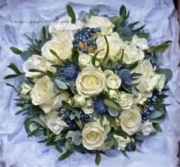 Wedding Candelabra Wedding Flowers Blog Laura S Christmas Wedding Flowers Roses And Thistles